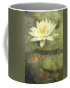 Water Lily Coffee Mug by Scott Norris