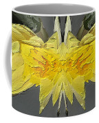 Water Lily Unleashed 4 Coffee Mug by Tim Allen