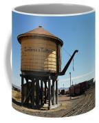 Water Tower Coffee Mug by Jeff Swan