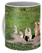 We Are Family Coffee Mug by Lana Trussell