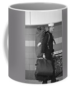 Welcome Home Soldier Coffee Mug by Dan Sproul