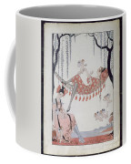 What Do Young Women Dream Of? Coffee Mug by Georges Barbier