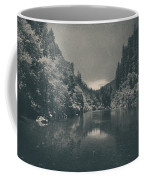 When I Felt Your Heart Beat With Mine Coffee Mug by Laurie Search