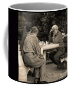 Where Is Bobby Fischer Coffee Mug by Madeline Ellis