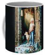 Where The Boys Are Coffee Mug by Hanne Lore Koehler
