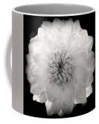 White Magic Coffee Mug by Karen Wiles