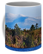White Mountains Coffee Mug by Skip Willits