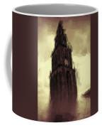 Wicked Tower Coffee Mug by Ayse Deniz