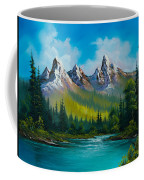 Wild Country  Coffee Mug by C Steele