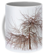 Wild Springtime Winter Tree Coffee Mug by James BO  Insogna