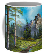 Wilderness Trail Coffee Mug by C Steele