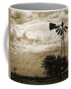 Wind Blown Coffee Mug by Tony Grider
