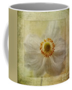 Windflower Textures Coffee Mug by John Edwards