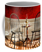 Windsor Chairs Coffee Mug by Olivier Le Queinec
