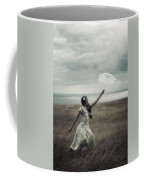 Windy Coffee Mug by Joana Kruse