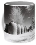 Wine Vats Rutherglen Coffee Mug by Linda Lees