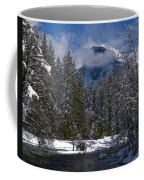 Winter In The Valley Coffee Mug by Bill Gallagher