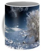 Winter Landscape Coffee Mug by Grant Glendinning