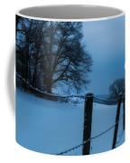 Winter Moon Coffee Mug by Bill Wakeley