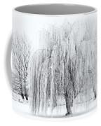Winter Willow Coffee Mug by Mike  Dawson