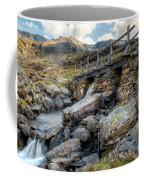 Wooden Bridge Coffee Mug by Adrian Evans