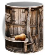 Wooden Shack Coffee Mug by Carlos Caetano