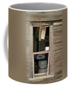 Yesterdays Laundry Coffee Mug by Jeff Swan