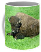 You Tell Him He Needs To Lose Weight Coffee Mug by Jeff Swan