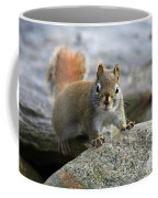 You Wanna Chat Coffee Mug by Deborah Benoit