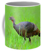 Young And Wild Coffee Mug by Tony Beck