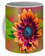 Orange Flowers In Their Buttonholes Coffee Mug by Gwyn Newcombe