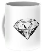 Diamond Coffee Mug by Setsiri Silapasuwanchai