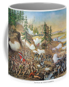 Battle Of Chattanooga 1863 Coffee Mug by Granger
