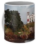 Church By The Sea Coffee Mug by Gaspar Avila