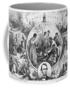 Emancipation Proclamation Coffee Mug by Granger