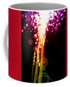 Explosion Of Lights Coffee Mug by Setsiri Silapasuwanchai
