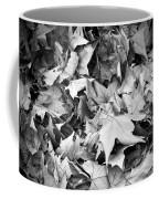 Fallen Leaves Coffee Mug by Fabrizio Troiani