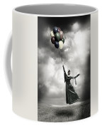 Floating Coffee Mug by Joana Kruse