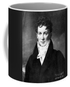 François Magendie, French Physiologist Coffee Mug by Science Source
