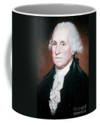 George Washington, 1st American Coffee Mug by Photo Researchers