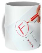 Grading Coffee Mug by Photo Researchers, Inc.