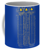 Hierarchy Of The Universe, 1617 Coffee Mug by Science Source