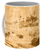 Hurricane, 1815 Coffee Mug by Science Source