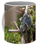 Koala Coffee Mug by Carol Ailles