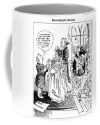 League Of Nations Cartoon Coffee Mug by Granger