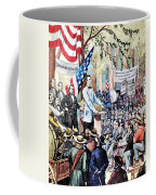 Lincoln-douglas Debate Coffee Mug by Granger