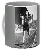 Paavo Nurmi (1897-1973) Coffee Mug by Granger