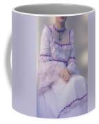 Pink Wedding Dress Coffee Mug by Joana Kruse