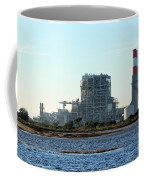 Power Station Coffee Mug by Henrik Lehnerer