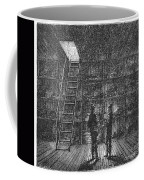 Refrigerated Ship, 1876 Coffee Mug by Granger